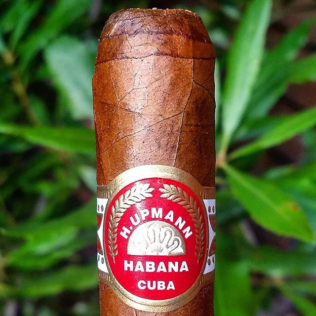 H. Upmann Half Corona Cuban Cigars