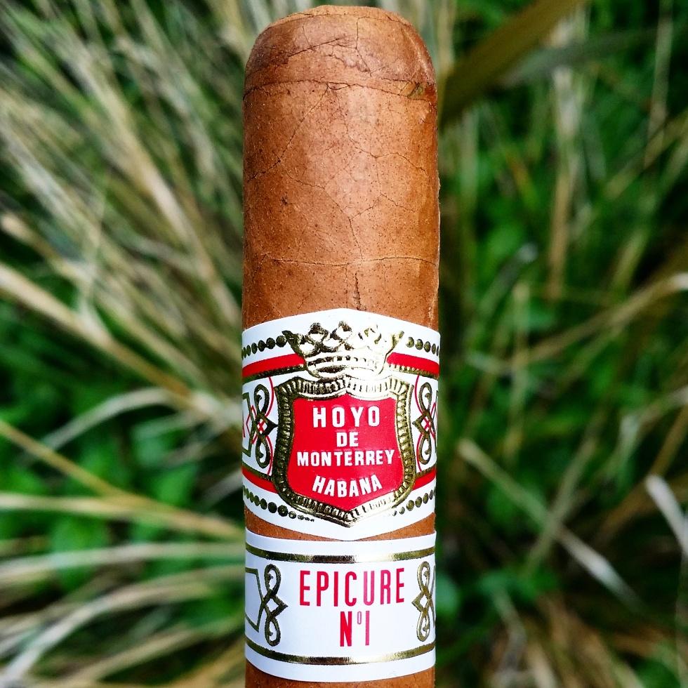 hoyo de monterrey epicure no 1 cuban cigar