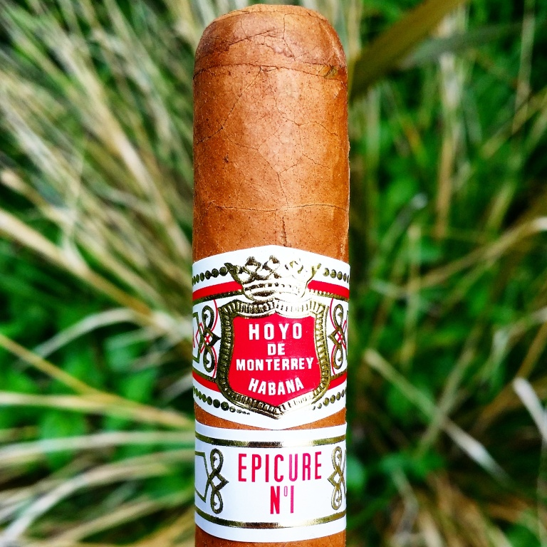 hoyo de monterrey epicure no. 1 cuban cigar