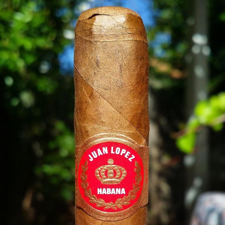 juan lopez petit corona cuban cigar