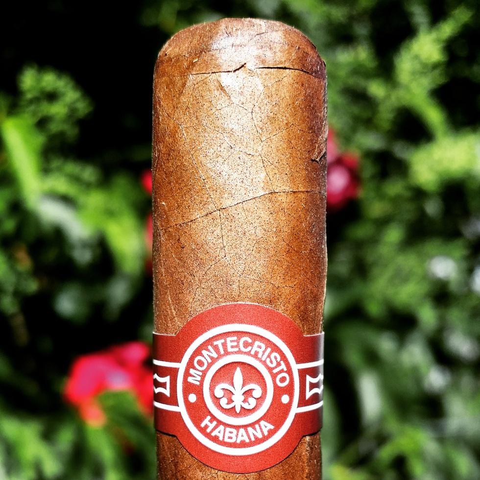 montecristo no. 4 petit corona cuban cigar