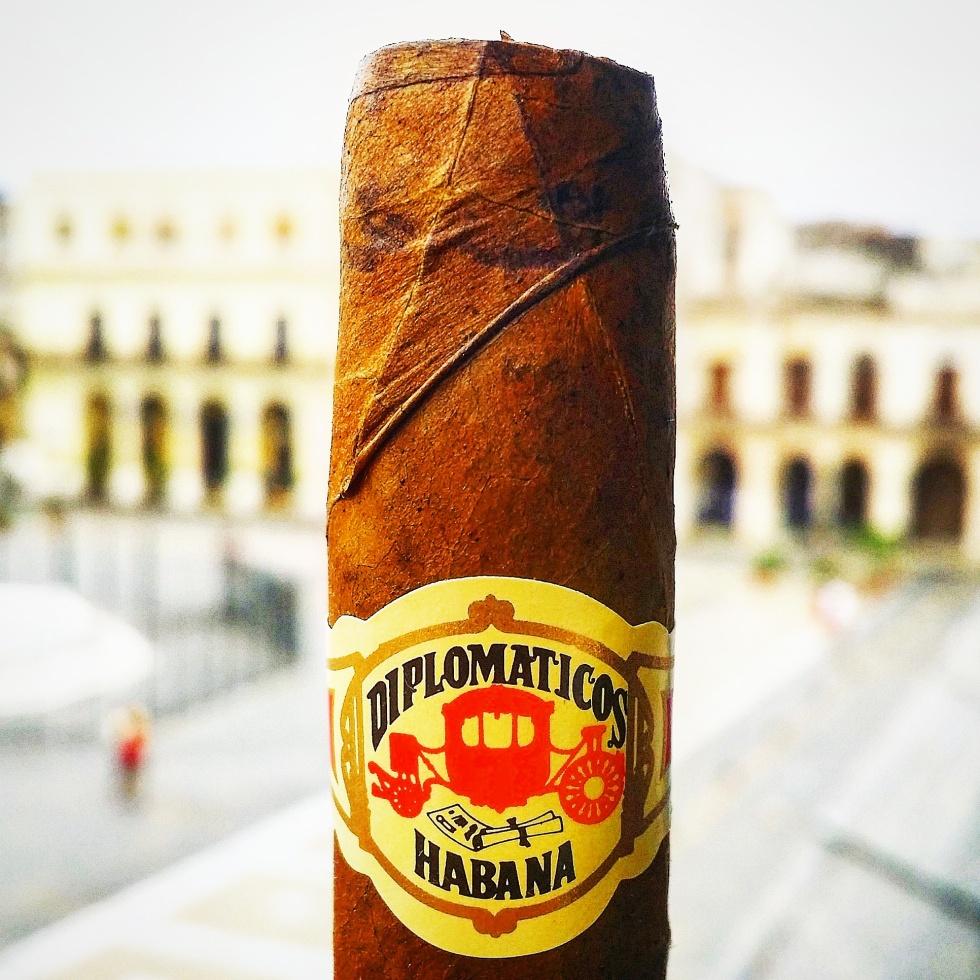 diplomaticos no 2 cuban cigar piramide