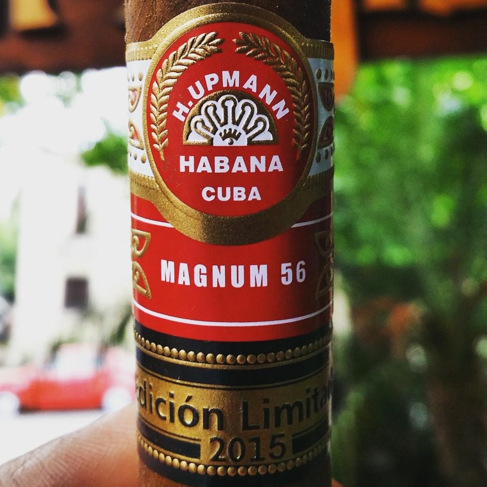 H Upmann Magnum 56 Edition Limitada Cuban Cigar